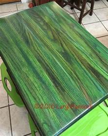 Chocolate Nightstand by Best 25 Green Wood Stain Ideas On Pinterest Wood Stain