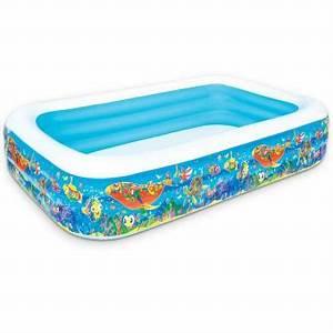 piscine gonflable pou renfant arts et voyages With superior petite piscine rectangulaire gonflable 9 infos sur une grande piscine gonflable arts et voyages