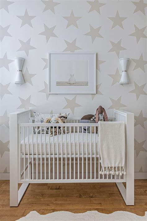 ideas  nursery wallpaper  pinterest baby