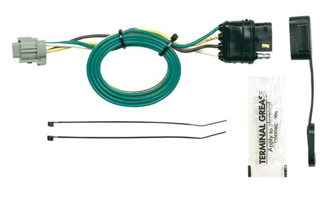 hopkins towing solution 43595 plug in simple vehicle to