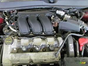 2004 Mercury Sable Ls Premium Sedan 3 0 Liter Dohc 24