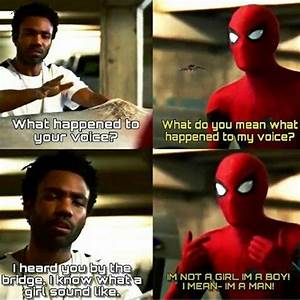 #Spiderman:Home... Peter Parker Father Quotes