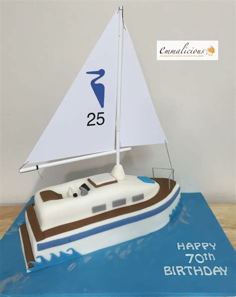 Sailing Boat Cake by 17 Best Images About Birthday Cake Ideas On Pinterest