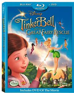 Tinker Bell And The Great Fairy Rescue Fae Magazine