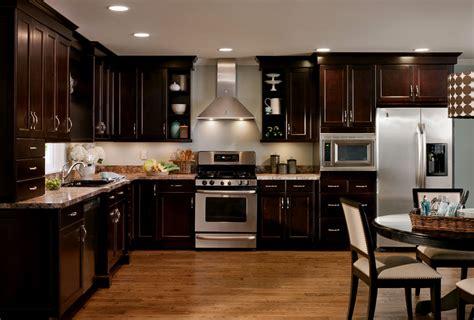 dark kitchen cabinets  light floors home design ideas