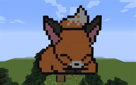 Fox 2d Pixel Art, Creation #7336