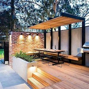 Awesome, Built, In, Planter, Ideas, To, Upgrade, Your, Outdoor