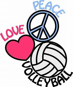 Free, Love, Volleyball, Cliparts, Download, Free, Love