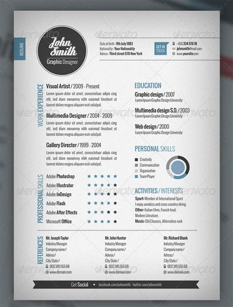 21 Stunning Creative Resume Templates. M&a Experience On Resume. Example Objectives For Resume. Resume Mother Returning To Work. Resume Format Edit. Customer Support Resume. Sap Fico Support Resume. Beauty Supply Resume. What To Put Under Achievements On A Resume