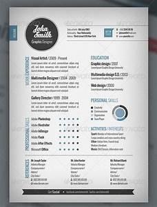 21 stunning creative resume templates for Beautiful resume