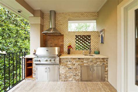 cool outdoor kitchen designs digsdigs