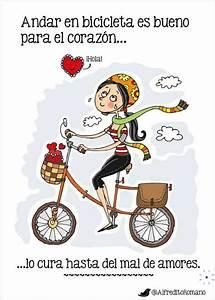 andar en bicicleta es bueno para el corazón
