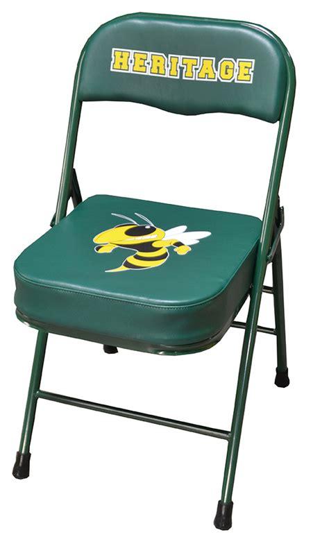 kba custom team sideline chairs