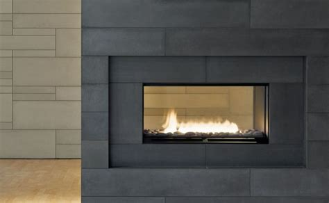 modern concrete tiles for walls and fireplaces paloform