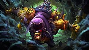 Darkbrew Enforcer Alchemist Dota 2 Game Wallpaper Hd