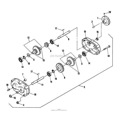 Drive Bobcat 773 Part Diagram by Bunton Bobcat 544874a All Lawnaire 28 Parts