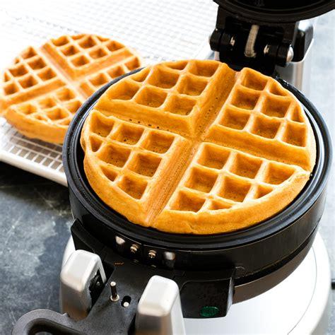 classic buttermilk waffles americas test kitchen