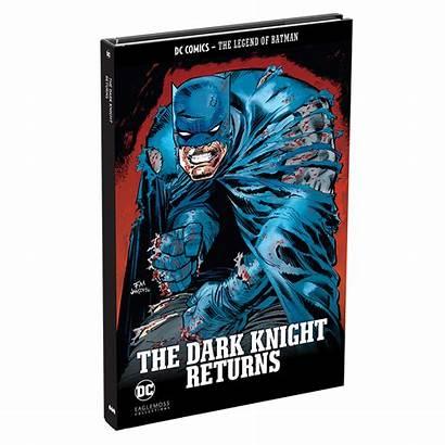 Batman Graphic Novel Legend Eaglemoss Volume Issue
