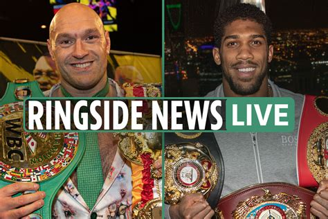 Ringside information LIVE: Joe Joyce beats Michael ...