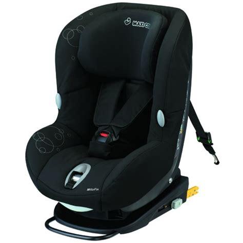 siege auto maxi cosi maxi cosi milofix car seat total black from maxi cosi