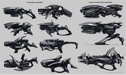 Weapons Skrull Sci Fi Weapon Google Guns