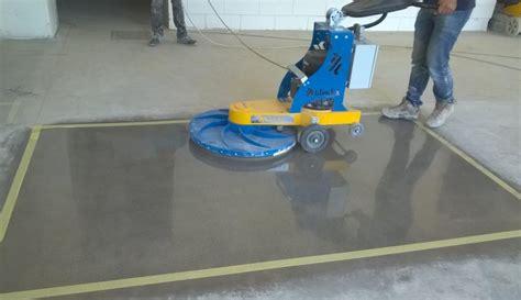 Macchina Per Pulire Pavimenti by Lucidare Pavimenti Industriali In Cemento Levigatura