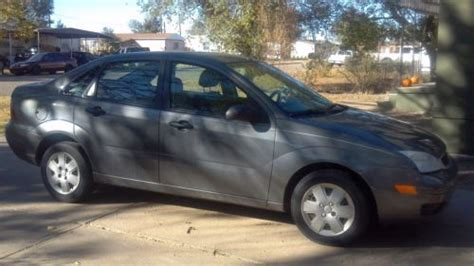 Sell Used 2007, Grey, 4 Door, Ford Focus-gets Great Gas