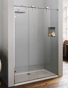 shower enclosures and doors for small large bathrooms With shower cubicles small bathrooms