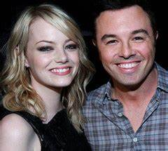 Seth MacFarlane and Emma Stone to Announce the 85th Annual ...