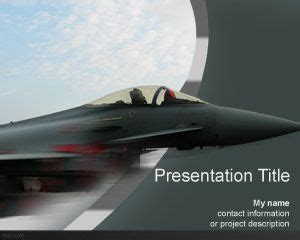 air force powerpoint template     template