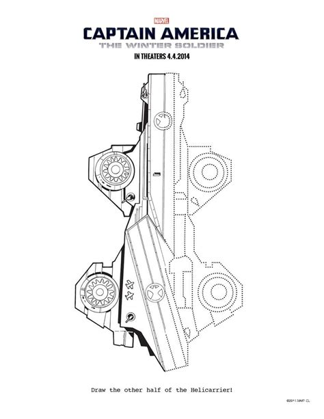 captain america  winter soldier printable activity sheets highlights