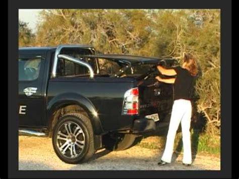 up ford ranger accessoires couvre tonneau top