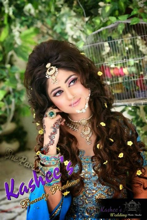 bridal makeup  kashees beauty parlour httpwww