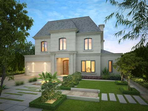 style mansions provincial style house house style design