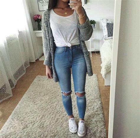 U00c9pinglu00e9 par Mariah sur Outfits | Pinterest | Tenue Tenues et Idee tenue