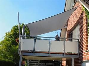 Wetterfeste Schränke Balkon : sonnensegel f r den balkon in premium qualit t pina design ~ Indierocktalk.com Haus und Dekorationen