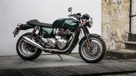 Triumph Thruxton Picture by Triumph Thruxton Photos Pictures Pics Wallpapers
