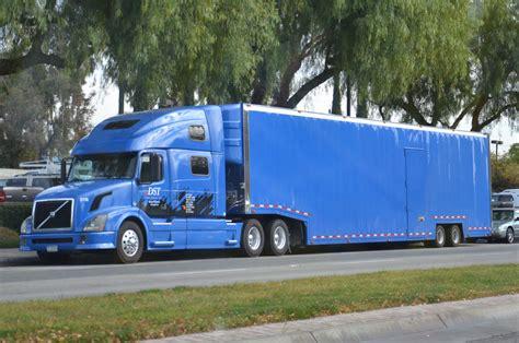 volvo 18 wheeler trucks dst industries inc volvo big rig truck 18 wheeler