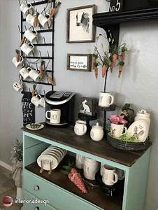20, Coffee, Corner, Design, Ideas, At, Home, That, You, U0026, 39, Ll, Love