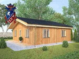 American Larch Tree Timber Frame Larch Clad residential