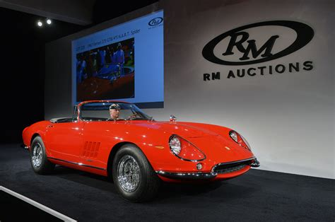 As the california designation was already in use for a different model, chinetti dubbed his new chinetti also had his own spyder versions built of that ferrari but they were nowhere near as exquisite as the original 275 gtb/4 nart spyders. © Automotiveblogz: 1967 Ferrari 275 GTB/4 NART Spider: Monterey 2013 Photos