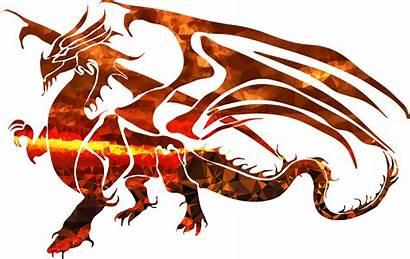 Dragon Magma Clipart