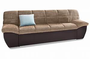 2er Sofa Günstig : 2er sofa square braun sofas zum halben preis ~ Markanthonyermac.com Haus und Dekorationen