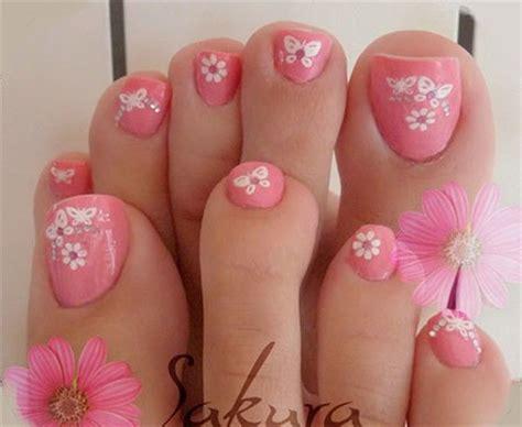 cool pretty toe nail art designs ideas  beginners