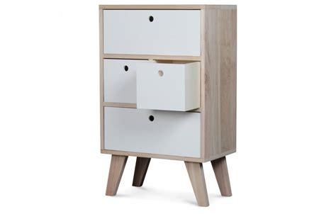 meuble chambre blanc meuble chambre bois blanc raliss com