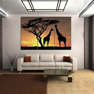 hd canvas print home decor wall art picture poster big With home wall decor