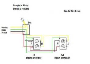 Double Pole Ceiling Switch by Wire An Outlet