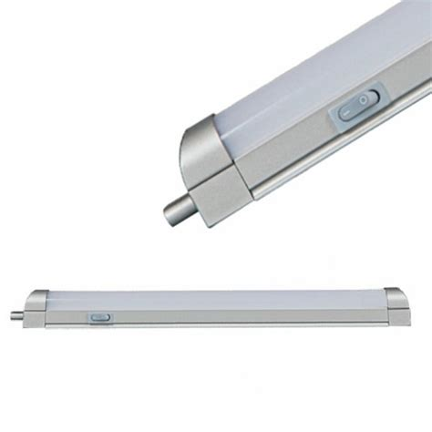 led ls for fluorescent fixtures sylvania ls led 1200 20 5w warm white silver ceiling surface