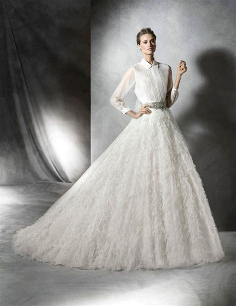 used pronovias wedding dresses pronovias 2016 wedding dresses weddingbells