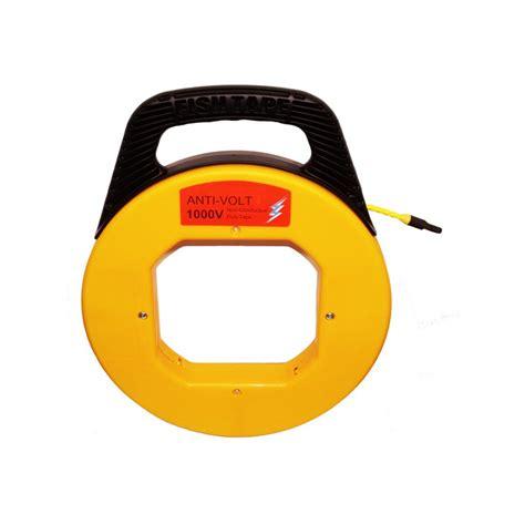 aiguille tire fil fibro composite longueur 30 m t 234 te tirage isol 233 e 1000 volts apiex